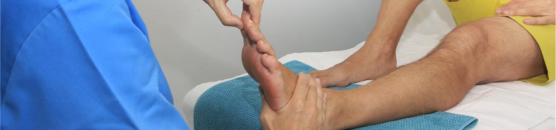 Tratamientos de reflexología podal en Mutriku