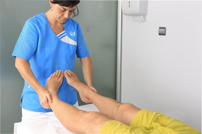 Rehabilitación de lesiones en Mutriku